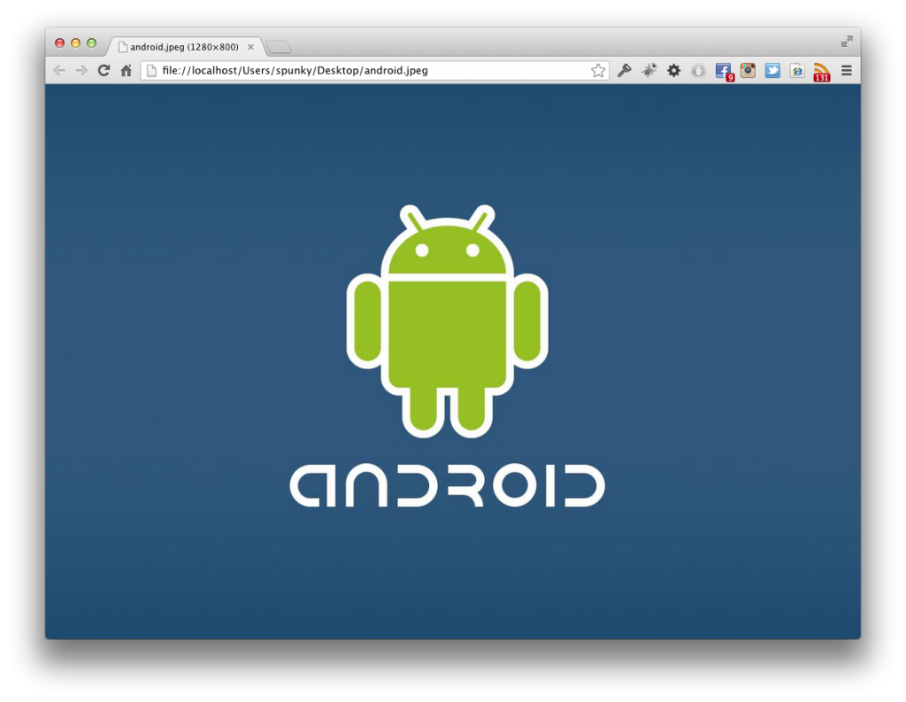 Screen Android